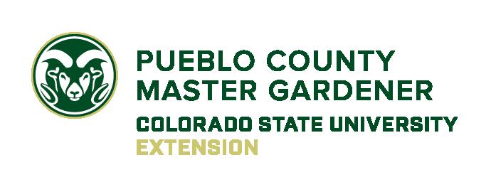 pueblo county master gardener logo
