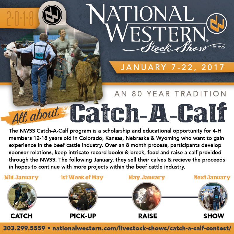 Shooting Ranges In Pueblo Colorado: 2017 Catch-A-Calf Applications