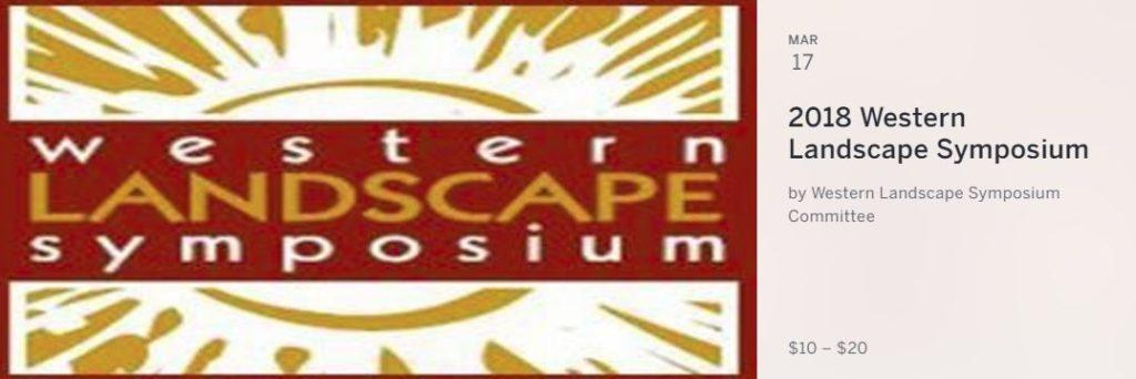 Western Landscape Symposium logo