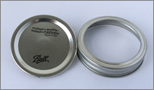 canning lid and ring