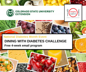 dining with diabetes challenge