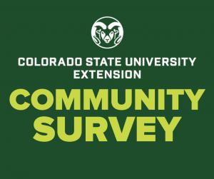CSU Community needs survey